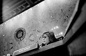 Washington DC, .District of Columbia.USA.January 31, 2007..US Senator Barbara Boxer Democrat from California questions Henry Kissinger at Senate hearing concerning the war in Iraq....