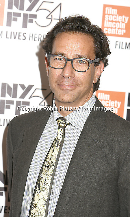 """Dave Scholnick attends the """"Manchester by the Sea"""" Screening at the New York Film Festival on October 1, 2016 at Alice Tylly Hall in Lincoln Center in New York, New York, USA.<br /> <br /> photo by Robin Platzer/Twin Images<br />  <br /> phone number 212-935-0770"""