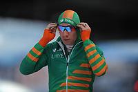 SCHAATSEN: DEVENTER: IJsbaan De Scheg, 27-10-12, IJsselcup, Ted-Jan Bloemen, ©foto Martin de Jong
