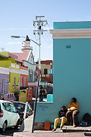 South Africa,Cape town, Schotschekloof,, Wale street