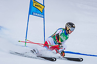 28th December 2020; Semmering, Austria; FIS Womens Giant Slalom World Cu Skiing;  Lara Gut Behrami of Switzerland in action during her 1st run of women Giant Slalom of FIS ski alpine world cup at the Panoramapiste in Semmering