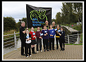 19/09/2008  Copyright Pic: James Stewart.File Name : 04_mod_march.MOD 2008 :: FORT WILLIAM TO FALKIRK WALK.Rear Left to Right : COUNCILLOR ANGUS MACDONALD, PROVOST PAT REID, FUNDRAISING ORGANISER ALAN RANKIN..Front Left to Right : CLHOE BLACKHALL (EASTER CARMUIRS). SOPHIE FARRELL (ST FRANCIS), CRAIG HULME (COMLEY PARK), ANDREW GREENWAY (LANGLEES), REAGAN MILNE (BANTASKIN), REBECCA THOMSON (CARMUIRS), AMBER MCCALLUM (EASTER CARMUIRS)..James Stewart Photo Agency 19 Carronlea Drive, Falkirk. FK2 8DN      Vat Reg No. 607 6932 25.James Stewart Photo Agency 19 Carronlea Drive, Falkirk. FK2 8DN      Vat Reg No. 607 6932 25.Studio      : +44 (0)1324 611191 .Mobile      : +44 (0)7721 416997.E-mail  :  jim@jspa.co.uk.If you require further information then contact Jim Stewart on any of the numbers above........