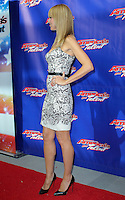 """NEWARK, NJ, USA - FEBRUARY 20: Heidi Klum at the """"America's Got Talent"""" Season 9 Photo Call held at the New Jersey Performing Arts Center on February 20, 2014 in Newark, New Jersey, United States. (Photo by Jeffery Duran/Celebrity Monitor)"""