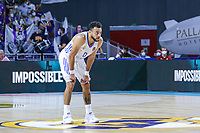 13th October 2021; Wizink Center; Madrid, Spain; Turkish Airlines Euroleague Basketball; game 3; Real Madrid versus AS Monaco; Nigel Williams-Goss (Real Madrid Baloncesto)