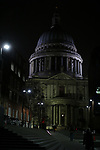 LONDON, ENGLAND -St. Pauls Cathedral