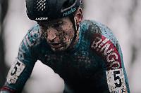 Kevin Pauwels (BEL/Marlux-Bingoal)<br /> <br /> Elite Men's Race<br /> GP Sven Nys / Belgium 2018