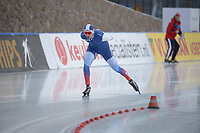 SPEED SKATING: COLLALBO: Arena Ritten, 13-01-2019, ISU European Speed Skating Championships, schaatsfans, ©photo Martin de Jong