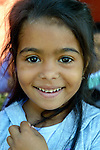 """THIS PHOTO IS AVAILABLE AS A PRINT OR FOR PERSONAL USE. CLICK ON """"ADD TO CART"""" TO SEE PRICING OPTIONS.   A Roma girl in the Nasa Radost preschool in Smederevo, Serbia."""
