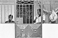 Although more than half of the Haitians registered to vote cast their ballot on February 7th 2006, many feared that the situation would be unsafe and decided to stay at home.