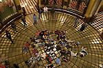 Michigan Capital sunken floor