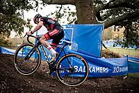 Eli Iserbyt (BEL/Pauwels Sauzen-Bingoal)<br /> <br /> Koppenbergcross 2020 (BEL)<br /> <br /> ©kramon