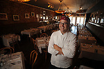 Chef John Currence of City Grocery Restaurant in Oxford, Miss.