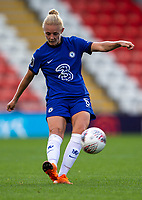 6th September 2020; Leigh Sports Village, Lancashire, England; Women's English Super League, Manchester United Women versus Chelsea Women; Sophie Ingle of Chelsea Women
