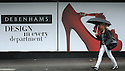 22/10/15    FILE PHOTO<br /> <br /> Michael Sharp to step down as Debenhams reports a 2.9% rise in underlying pre-tax profits to £113.5 million for the 12 months to August 29 - its first rise in annual profits for four years.