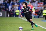 Marcelo Vieira Da Silva of Real Madrid in action during their La Liga match between Deportivo Leganes and Real Madrid at the Estadio Municipal Butarque on 05 April 2017 in Madrid, Spain. Photo by Diego Gonzalez Souto / Power Sport Images