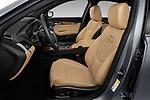 Front seat view of 2020 Cadillac CT5 Premium-Luxury 4 Door Sedan Front Seat  car photos