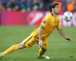 FC Barcelona's Luis Suarez during Champions League 2015/2016 Quarter-Finals 2nd leg match. April 13,2016. (ALTERPHOTOS/Acero)