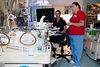 Neonatal Intensive Care Unit - Boston Children's Hospital - Prouty Garden - Boston, MA - 13 June 201