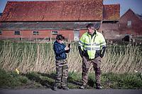 roadside <br /> <br /> 83rd Gent-Wevelgem - in Flanders Fields (ME - 1.UWT)<br /> 1 day race from Ieper to Wevelgem (BEL): 254km<br /> <br /> ©kramon