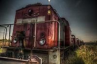 Train Grave Yard