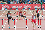 Men's 400m Hurdles Heats