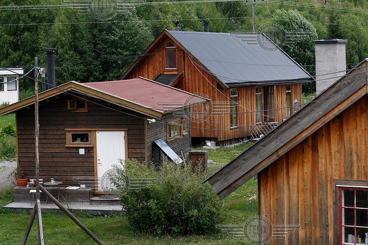 Hurdal eco village, økologisk landsby, Eva