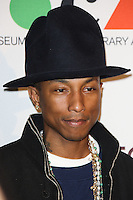 LOS ANGELES, CA, USA - MARCH 29: Pharrell Williams at the MOCA's 35th Anniversary Gala Presented By Louis Vuitton held at The Geffen Contemporary at MOCA on March 29, 2014 in Los Angeles, California, United States. (Photo by Celebrity Monitor)
