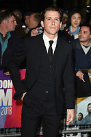 """Chris Thornton<br /> arriving for the London Film Festival screening of """"Outlaw King"""" at the Cineworld Leicester Square, London<br /> <br /> ©Ash Knotek  D3446  17/10/2018"""