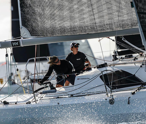 RORC two handed overnight racing resumes on May 1