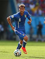 Claudio Marchisio of Italy