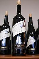 Bottle of Postal (post car) del fin del Mundo Malbec syrah Bodega Del Fin Del Mundo - The End of the World - Neuquen, Patagonia, Argentina, South America
