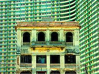Cuba Building and Church