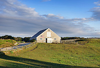 Barn, Sweetwater Farm, Martha's Vineyard, Massachusetts, USA