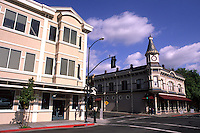 Napa Valley California Wine Country wine vineyards city of Napa Downtown Main Stree