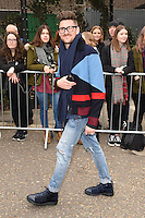 Henry Holland<br /> arrives for the Topshop Unique AW17 show as part of London Fashion Week AW17 at Tate Modern, London.<br /> <br /> <br /> ©Ash Knotek  D3232  19/02/2017