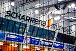 Feature: SCHARRENA / Netz / BGV Handball Cup 2020: HSG Konstanz - HBW Balingen-Weilstetten am 30.08.2020 in Stuttgart (SCHARRena), Baden-Wuerttemberg, Deutschland beim Spiel HSG Konstanz – HBW Balingen-Weilstetten beim BGV Handball Cup 2020.<br /> <br /> Foto © PIX-Sportfotos *** Foto ist honorarpflichtig! *** Auf Anfrage in hoeherer Qualitaet/Aufloesung. Belegexemplar erbeten. Veroeffentlichung ausschliesslich fuer journalistisch-publizistische Zwecke. For editorial use only.