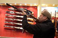 - EXA (Expo Armi), small arms and light weapons exhibition at Brescia fair ....- EXA (Expo Armi), salone delle armi leggere alla fiera di Brescia