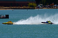 """Andrew Tate, H-300 """"Pennzoil"""", Donny Allen, H-14 """"Legacy 1""""       (H350 Hydro)"""