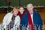 Mary Nott, Luke Nott and John McCoy  enjoying grandparents day in Fossa NS on Friday