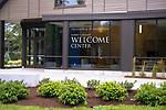 URI Welcome Center 8/21/17