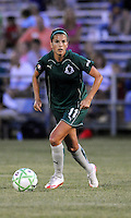 Angie Woznuk..Saint Louis Athletica defeated Sky Blue F.C 1-0, at Anheuser-Busch Soccer Park, Fenton, MO.