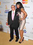 Jennifer Hudson and Clive Davis attends the Annual Clive Davis & The Recording Company Pre-Grammy Gala held at The Beverly Hilton in Beverly Hills, California on February 12,2011                                                                               © 2010 DVS / Hollywood Press Agency