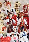 HUN, Ungarn, Budapest, ungarische Puppen, Piroschka, Handarbeit | HUN, Hungary, Budapest, Hungarian dolls, puppets,