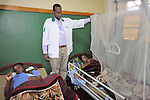 The Kangaroo ward Gisenyi District Hospital,.Northwest Rwanda....