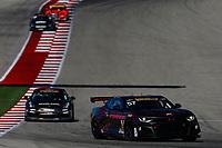 IMSA Continental Tire SportsCar Challenge<br /> Advance Auto Parts SportsCar Showdown<br /> Circuit of The Americas, Austin, TX USA<br /> Friday 5 May 2017<br /> 57, Chevrolet, Chevrolet Camaro GT4.R, GS, Matt Bell, Robin Liddell<br /> World Copyright: Jake Galstad<br /> LAT Images
