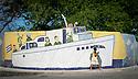 February 27 - March 7 2017 / Cuba / Havana, to Trinidad de Cuba / Shown:  Day Three / Fusterlandia, Comnity created by artist Jose Fuster  / . Photo by Bob Laramie