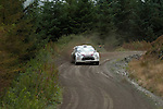 14th September 2012 - Devils Bridge - Mid Wales : WRC Wales Rally GB 14th September 2012 - Devils Bridge - Mid Wales : WRC Wales Rally GB SS6 Myherin stage : Nasser Al Attiyah (QAT) and Giovanni Bernacchini (ItA) in their Citroen DS3 WRC. Myherin stage :
