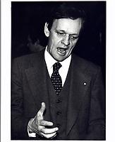 File Photo  - Jean Chretien, December 6, 1978<br /> <br /> PHOTO  :  John Raudsepp<br />  - Agence Quebec Presse