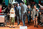 Actor Miguel Angel Munoz arrives to orange carpet of 'Presuntos Culpables' during FestVal in Vitoria, Spain. September 05, 2018 (ALTERPHOTOS/Borja B.Hojas)