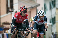 Nairo Quintana (COL/Arkea Samsic) & Vincenzo Nibali (ITA/Trek-Segafredo) having no answer to what the young guns have to say...<br /> <br /> Stage 5 from Castellalto to Castelfidardo (205km)<br /> <br /> 56th Tirreno-Adriatico 2021 (2.UWT) <br /> <br /> ©kramon